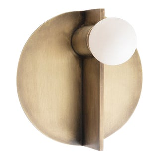 Contemporary Intersect Sconce by Cuff Studio For Sale