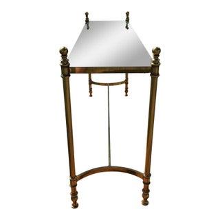 Maison Baguès Brass & Glass Console Table Preview
