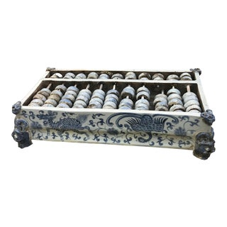19th Century Antique Chinese Abacus For Sale
