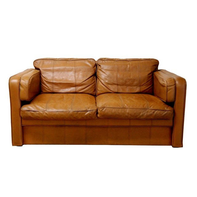 Danish Sofa by Stouby Circa 1960 - Image 1 of 5