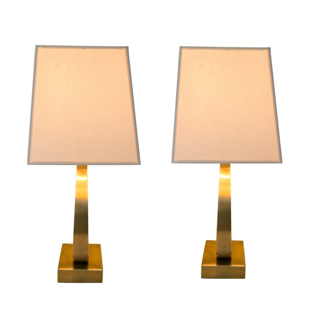 Table Lamp (Pair) by E. F. Chapman - Image 2 of 2
