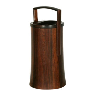 Jens Quistgaard for Dansk Palisander Ice Bucket For Sale