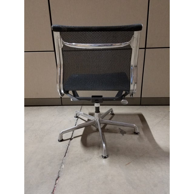 Eames Mesh Armless Chair - Image 4 of 5