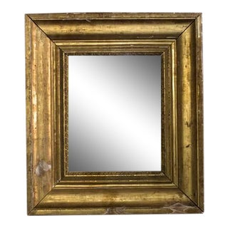 French Giled Frame For Sale