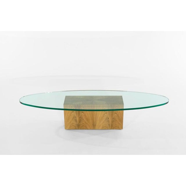 Rosewood Coffee Table by Harvey Probber, 1950s For Sale - Image 12 of 12