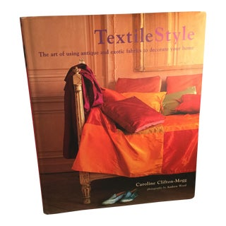 The Textile Style Book For Sale