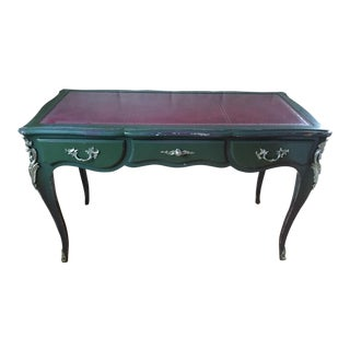 Louis XV Style Painted Desk For Sale