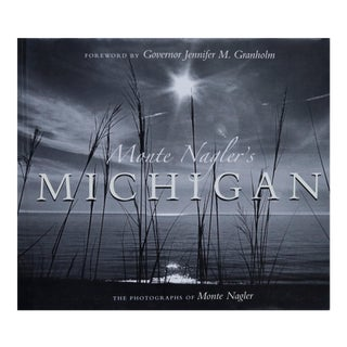 Michigan, The Photographs of Monte Nagler For Sale