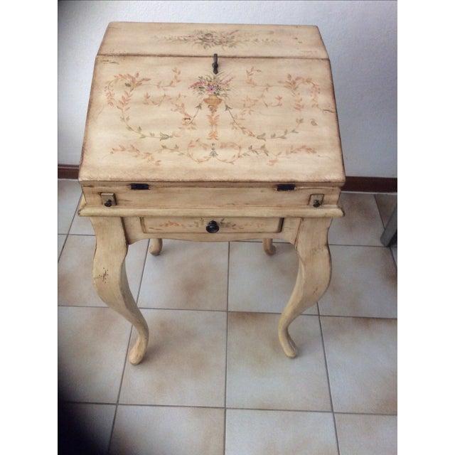 Cottage Style Writing Desk - Image 2 of 4