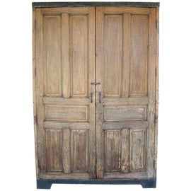 Image of Rustic Armoires Wardrobes and Linen Presses