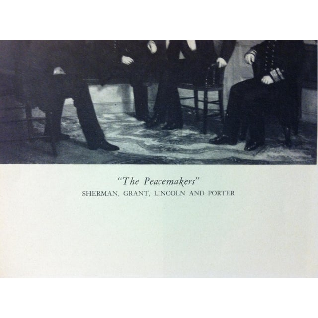 """Figurative 1954 """"The Peacemakers"""" Famous Figure of the 19th Century Print For Sale - Image 3 of 4"""