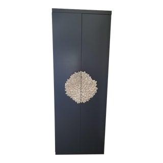 Handmade Tall Storage Cabinet