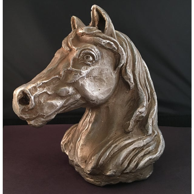 Country Horse Head Bust For Sale - Image 3 of 7