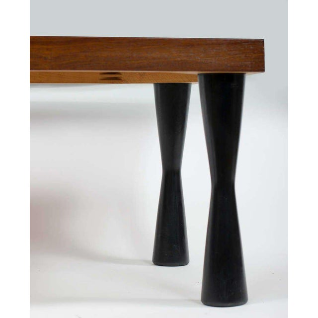 Mid-Century Rosewood End Tables - A Pair - Image 8 of 9