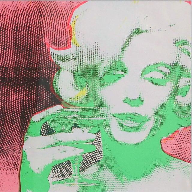 Original 1968 Marilyn Monroe serigraph: 'The Marilyn Monroe Trip - 2' by Burt Stern (1929-2013), after 'The Last Sitting.'...