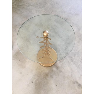 Vintage Glass Coffee Table Preview