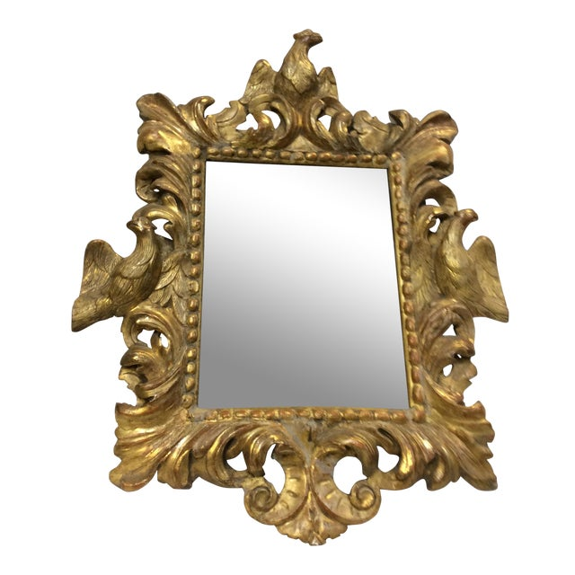18th Century German Rococo Mirror - Image 1 of 10