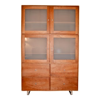 Room & Board Solid Cherry Cabinet