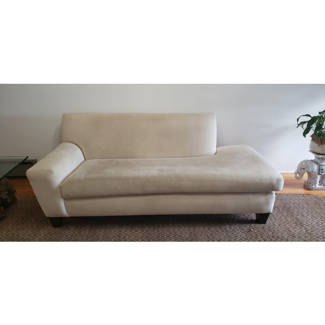 Modern Custom Made Sofa Chaise