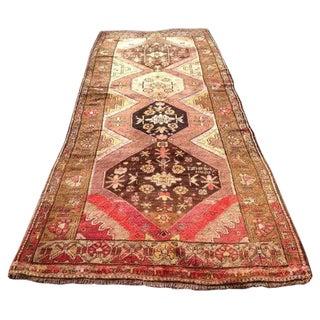 Vintage Anatolian Rug - 5′3″ × 13′4″