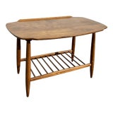 Image of Mid Century Modern Conant Ball Side Table For Sale