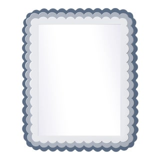 Fleur Home x Chairish Carnival Krewe Rectangle Mirror in Distance, 30x40 For Sale