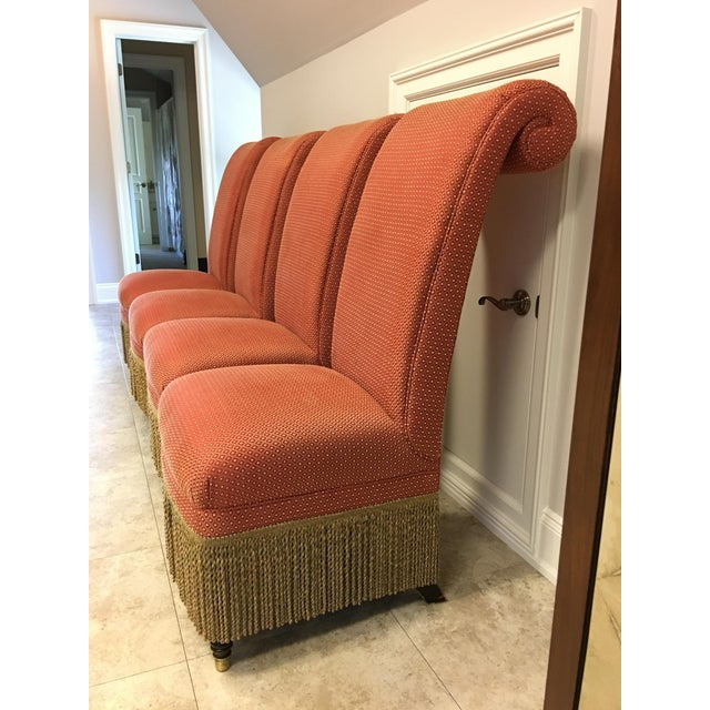 """Lillian August """"Carlyle"""" Chairs - Set of 4 For Sale - Image 6 of 10"""