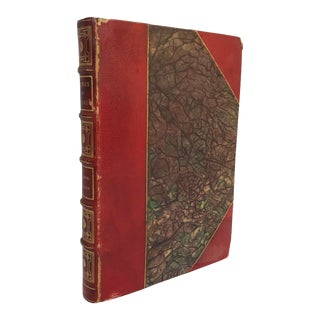 Banned Book, Venus in Furs, 1921, 3/4 Leather, Sacher-Masoch (Masochism), Limited to 1225