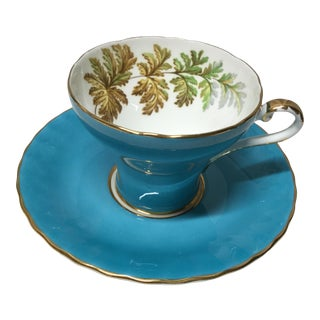 Anysley Tea Cup & Saucer - 2 Pc Set For Sale