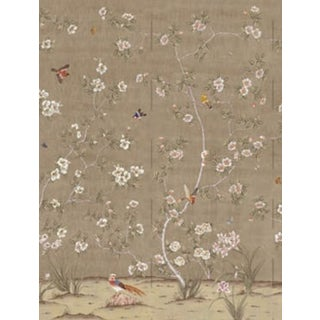 Casa Cosima Mesa Quince Wallpaper Mural - Sample For Sale
