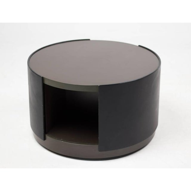 Rolling Bar Table by Eugenio Gerli for Tecno For Sale - Image 6 of 10