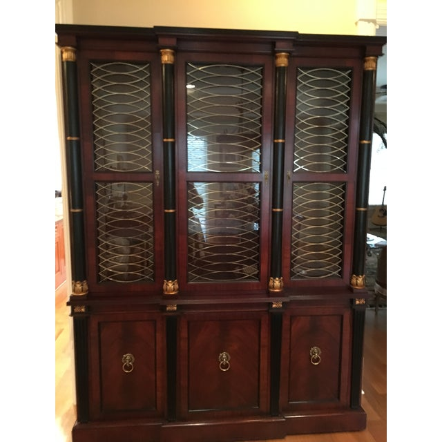 Baker Regency China Cabinet - Image 5 of 5