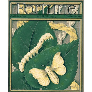 Fortune Magazine Cover by Roger Duvoisin35 For Sale