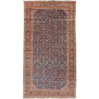 Fereghan Persian Rug - 5′3″ × 9′1″ For Sale