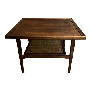 Kipp Stewart for Drexel Declaration Side Table For Sale