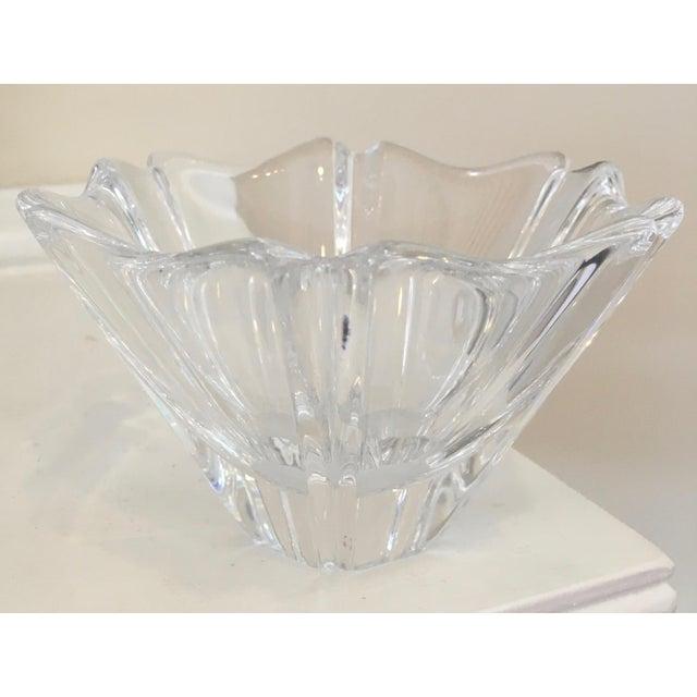Orrefors Orion Crystal Bowl - Image 2 of 11