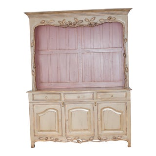 Woodland Furniture Nord Breakfront For Sale