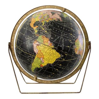 1961 Cram's Universal Globe For Sale