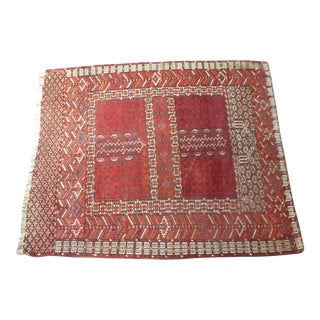 Antique Turkoman Tribal Rug For Sale