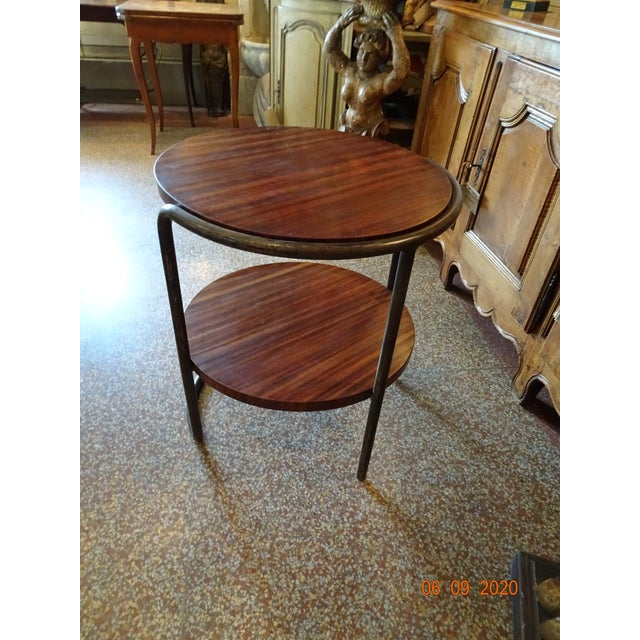 Art Deco French Side Table For Sale - Image 12 of 13