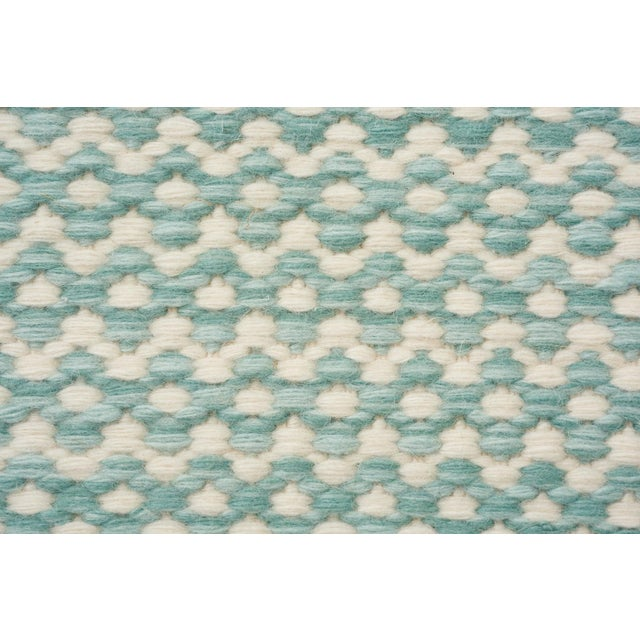 Early 21st Century Schumacher Bepob Area Rug in Hand-Woven Wool, Patterson Flynn Martin For Sale - Image 5 of 7