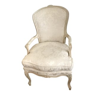 French Country Accent Chair For Sale