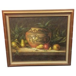 R. Wesley Original Oil Painting