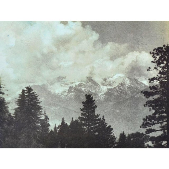 Photorealism Impression of the High Sierras For Sale - Image 3 of 7