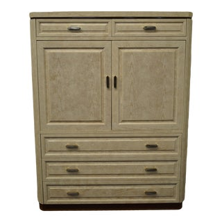 Henredon Furniture Charisma Contemporary Modern Door Chest For Sale