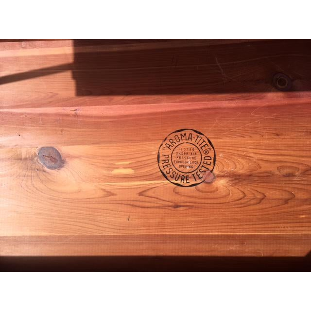Lane Sweetheart Hope Chest For Sale - Image 9 of 11