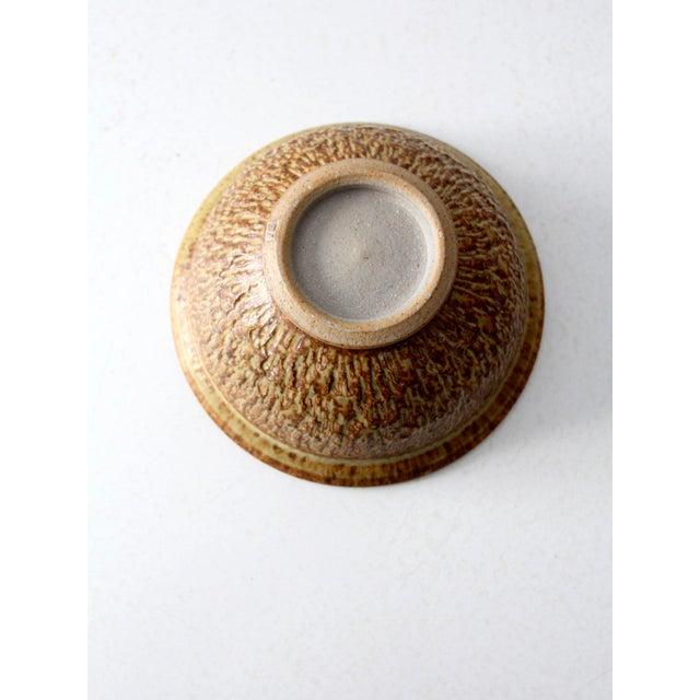 Vintage Studio Pottery Bowl - Image 6 of 7