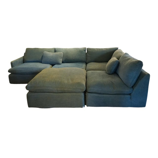 Timothy Oulton Modular Sofa For Sale