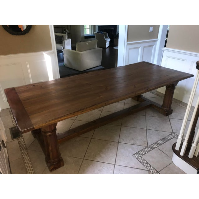 Ralph Lauren Danby Dining Room Table For Sale In New York - Image 6 of 10