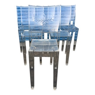 Philippe Stark 'La Marie' Side Chair From Kartell - 6 Available For Sale